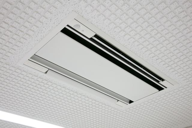 空調設備工事 width=